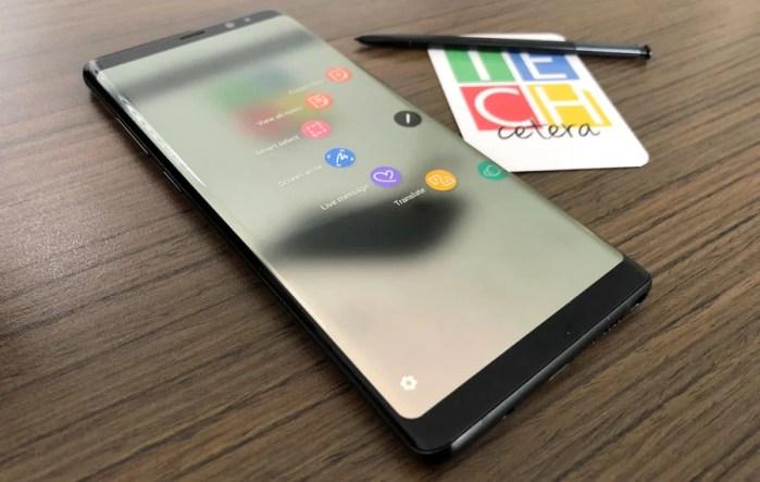Note 8 y S Pen