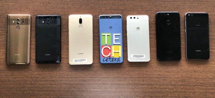 ¿Cuáles son los mejores #SmartPhones de Huawei actualmente?