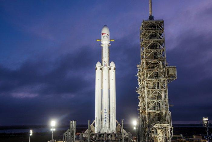 Haga lo que haga no se pierda el lanzamiento de Space X de hoy