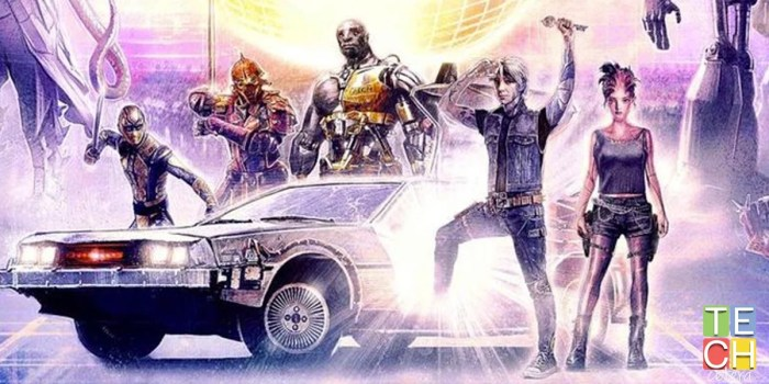 Ready Player One, ¿La Película Tech del 2018?