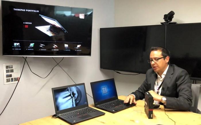 Será seguro comprar un ThinkPad con procesador AMD?