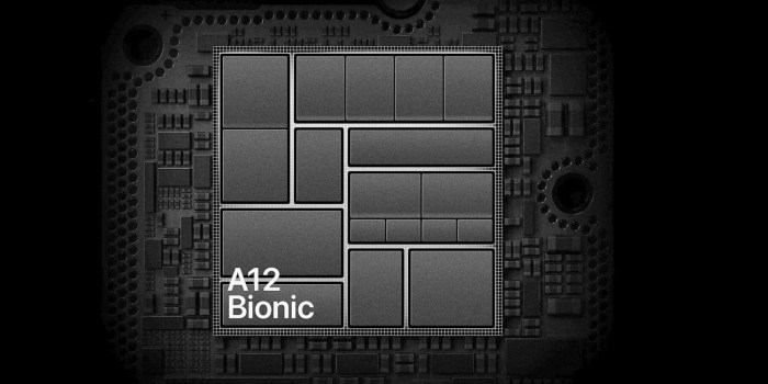 A12 Bionic – Impresionante, Imbatible y de lejos el mejor SoC en un móvil