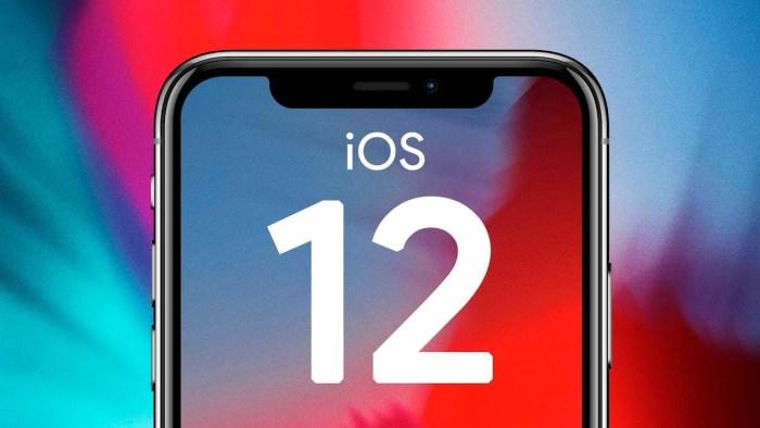 ¿Cómo va la adopción de iOS 12?