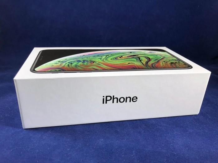 A primera vista: ¿Qué se puede decir acerca del iPhone XS Max?