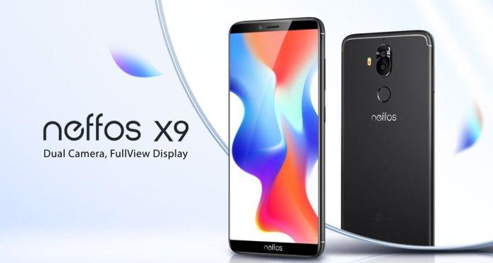 Neffos X9: TP-Link también tiene SmartPhones!
