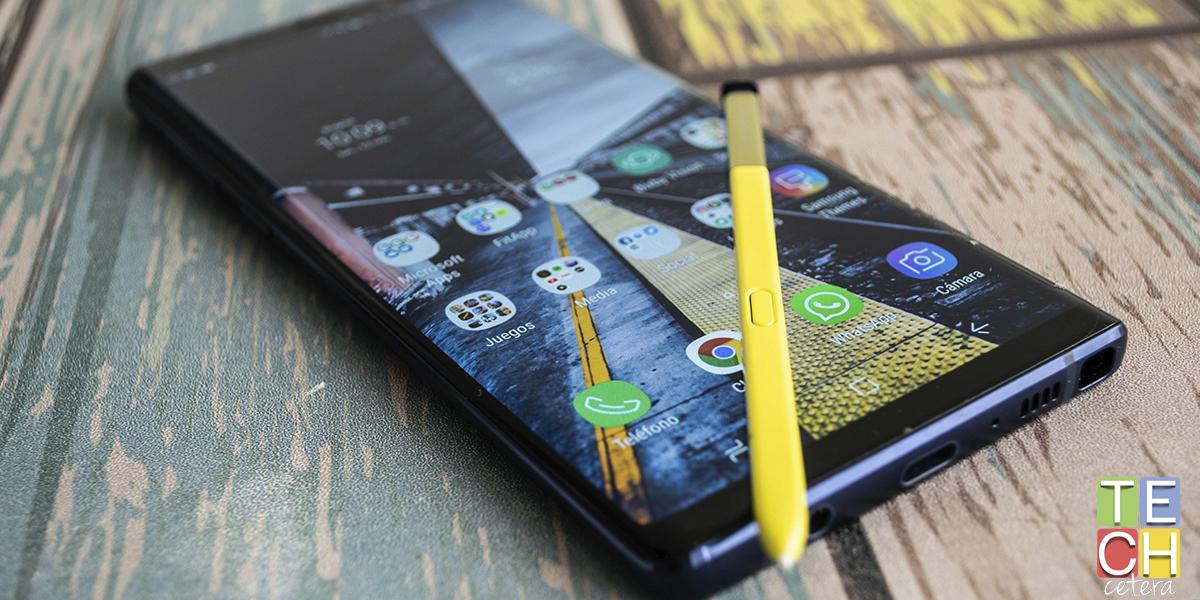 El S-Pen del Note es mucho más que un lápiz - TECHcetera
