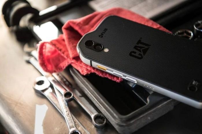Cat S61: Resistencia y gallos … de todo un poco en un SmartPhone!