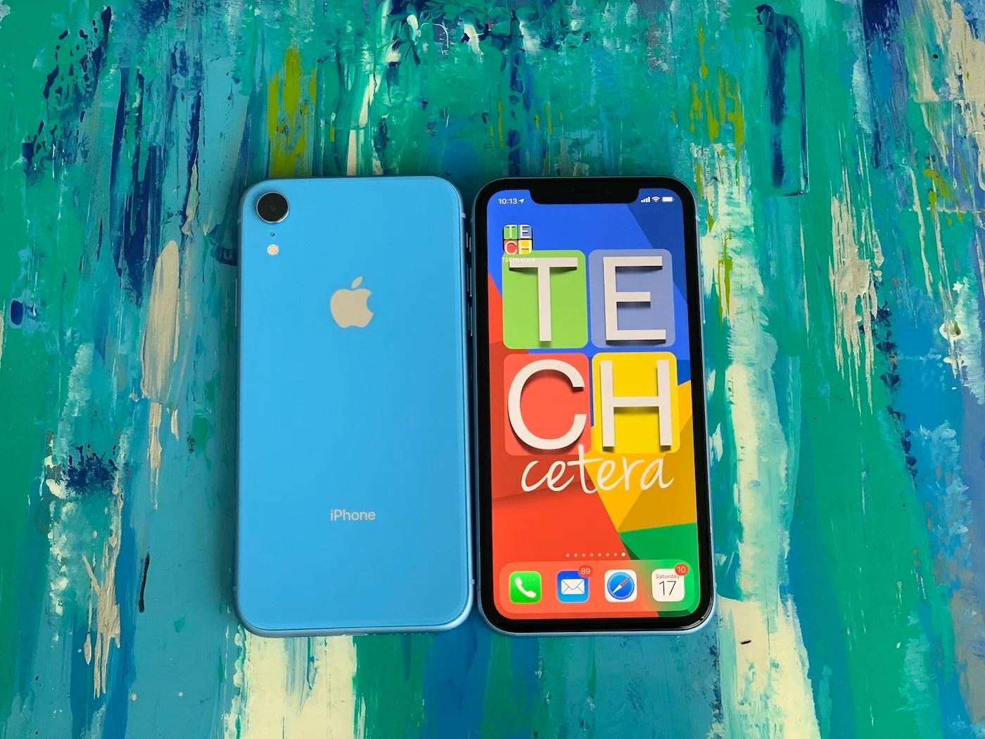 iPhone XR: El Mejor iPhone en varios años (Evaluación) - TECHcetera