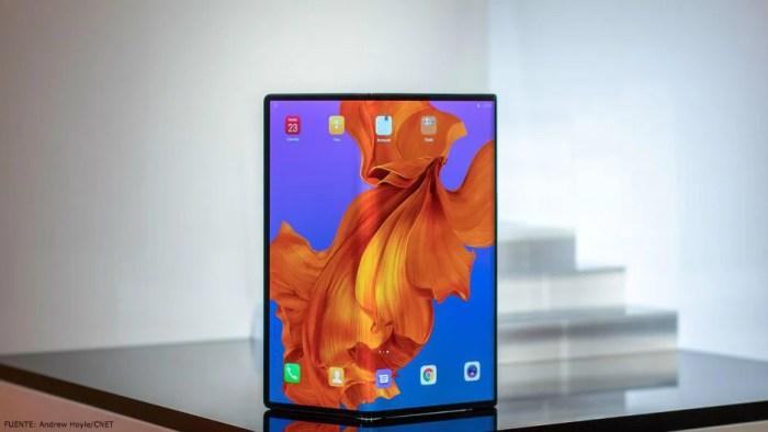 Huawei Mate X: el mejor plegable del MWC 2019