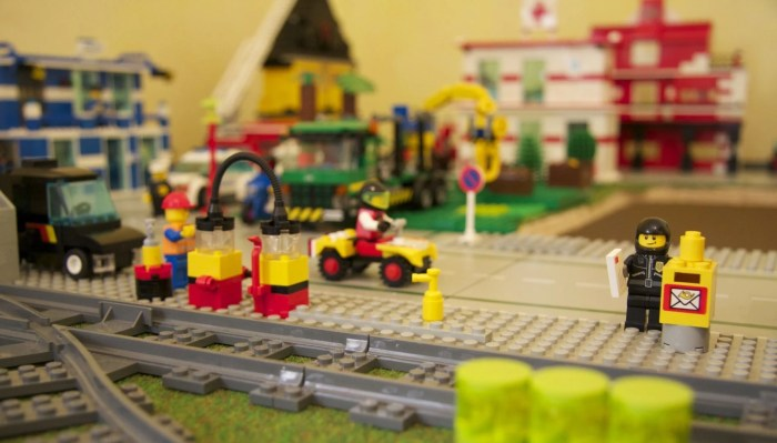 Colección LEGO