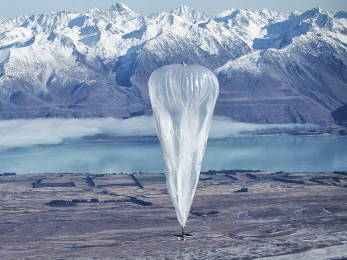 Con globos aerostáticos Google le da internet a Perú luego del terremoto