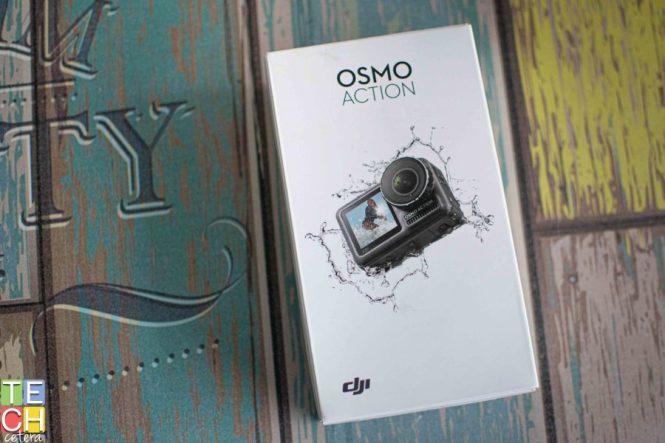 DJI OSMO Action en caja