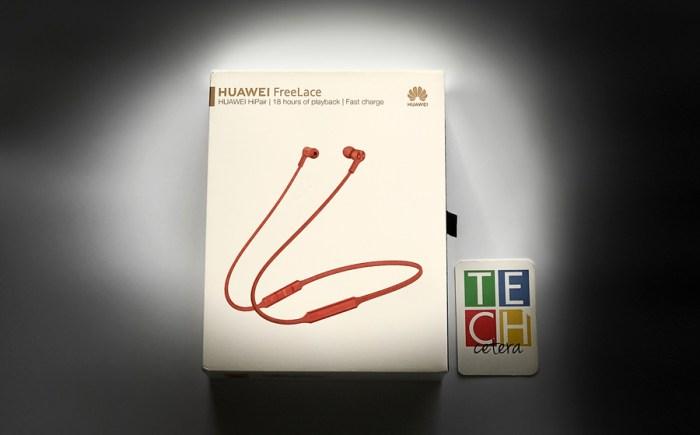 HUAWEI FreeLace: ¡Sonido de calidad al alcance de sus oídos!
