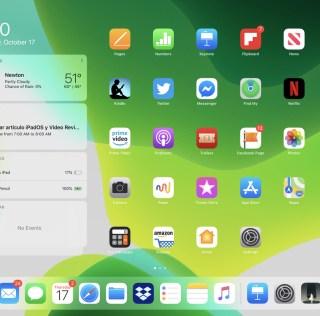 Con iPadOS el iPad aprovecha todo su potencial