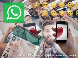 ¡WhatsApp reproduce lo más esencial de nuestra naturaleza!