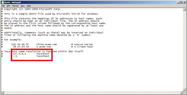 How to Block any website windows Snap 2