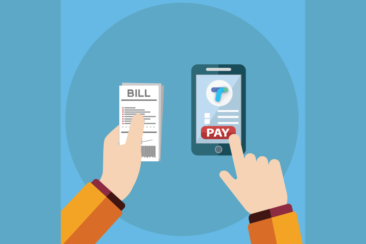 google tez new feature pays local service providers bill