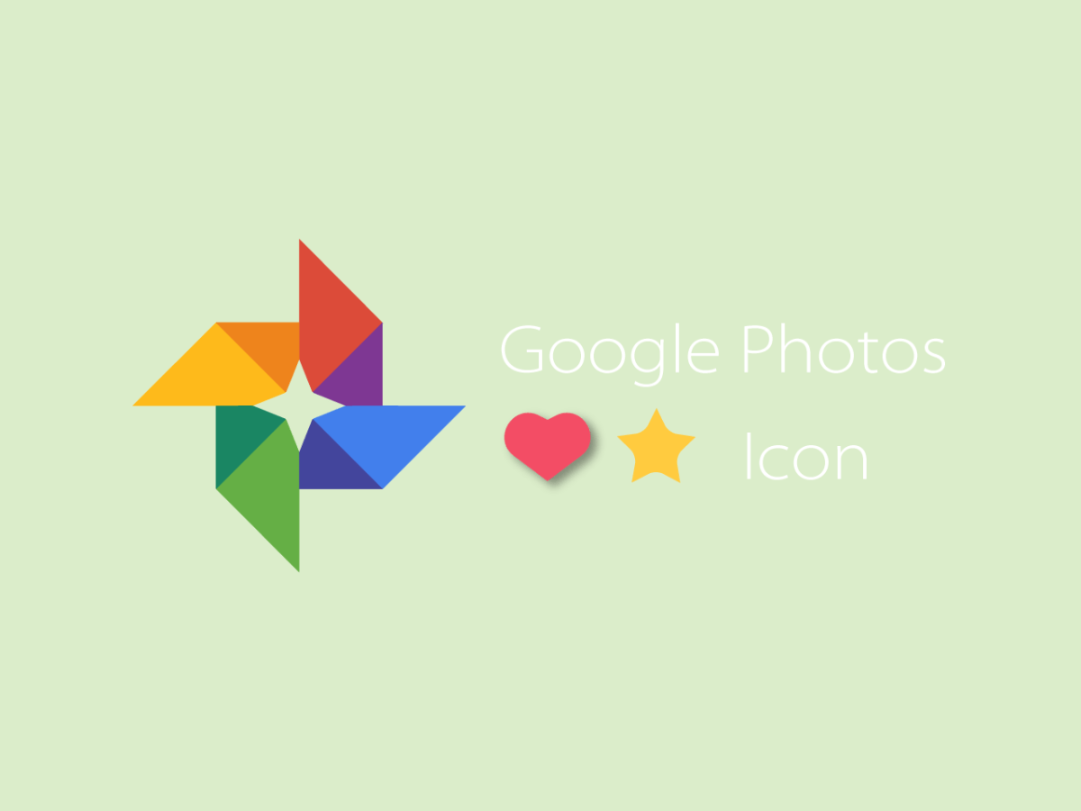 Google Photos Rolls Out Star and love Icon this Week