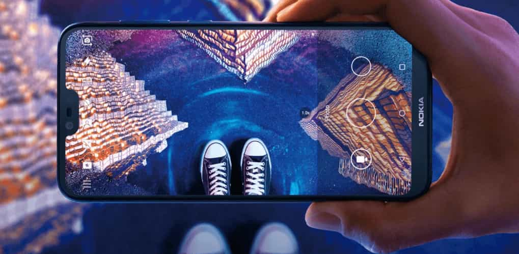 HMD Global Launches Nokia 6.1 Plus in India