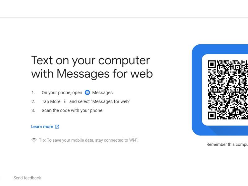 Google Messages For Web Gets GIF Integration