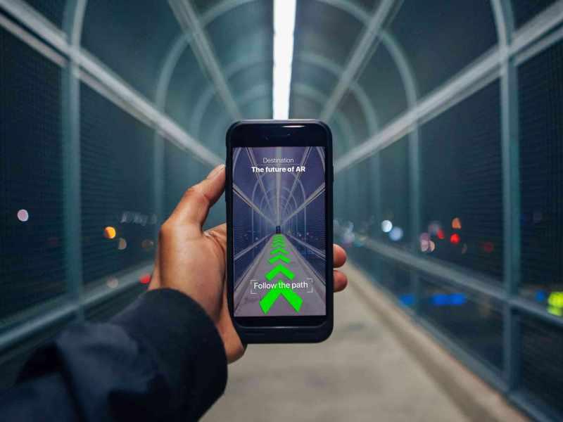 Google Maps Starts Testing AR Navigation Feature
