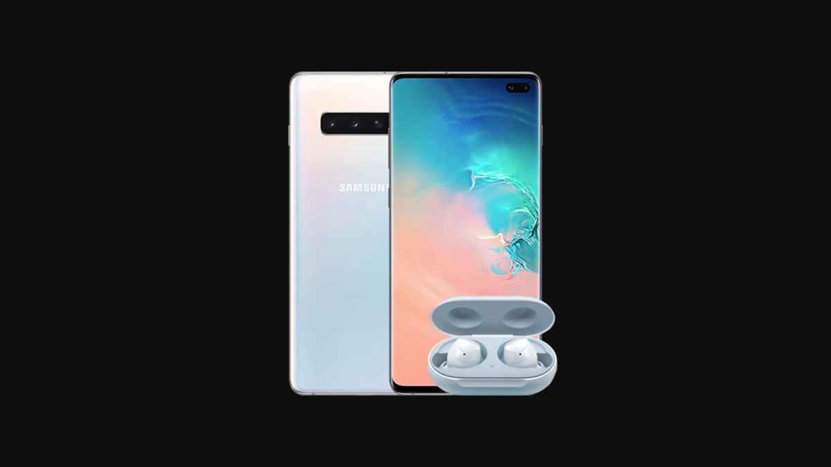 Samsung has launched Four editions of Galaxy S10 Smartphone
