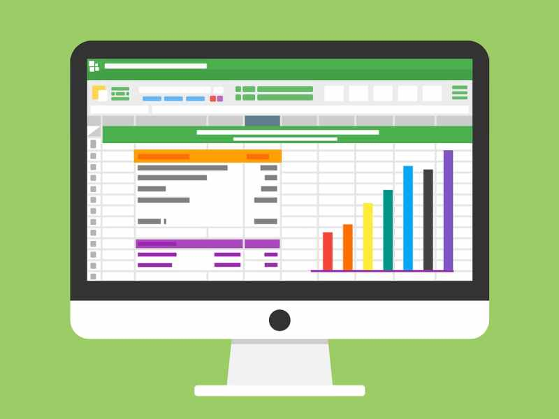 edit table photo in Microsoft Excel