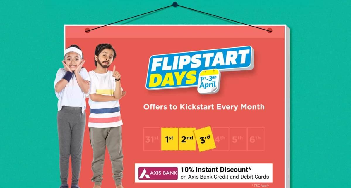 Flipkart Flipstart Sale Day is Live