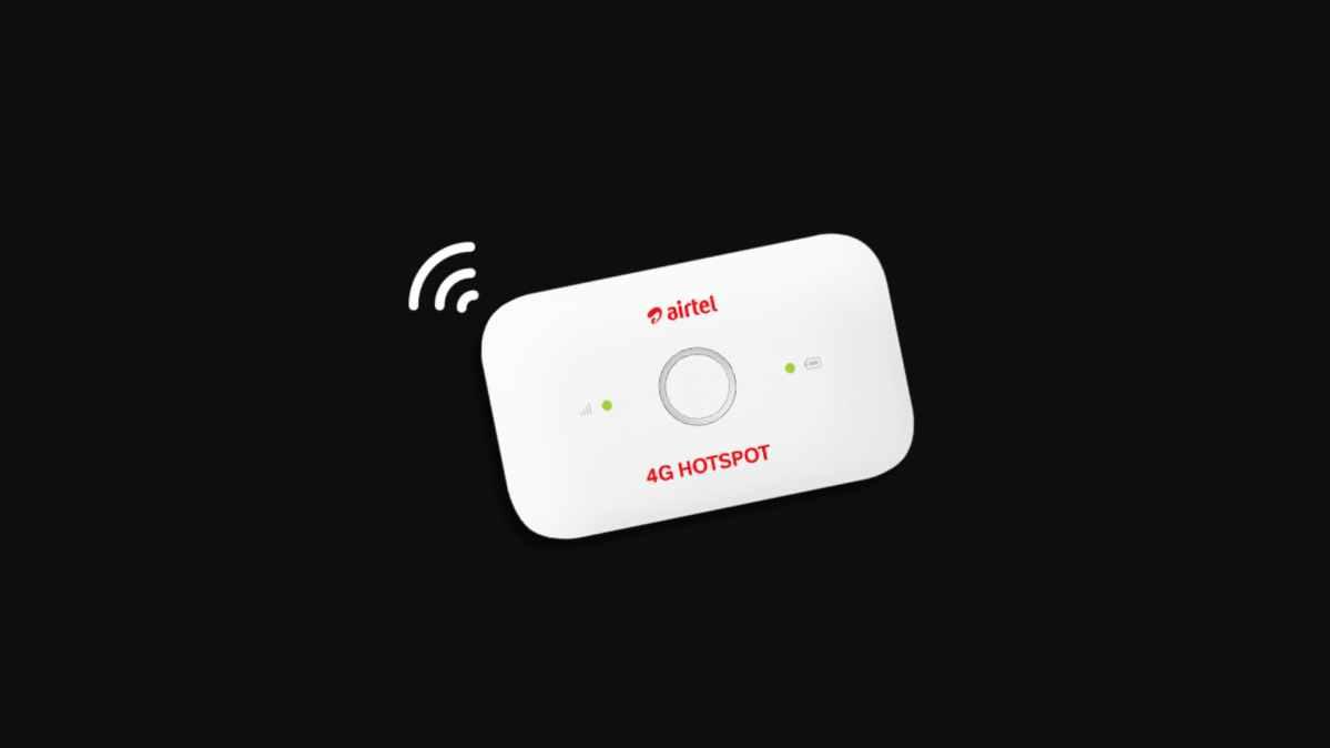 Airtel 4G Hotspot New Recharge Plan
