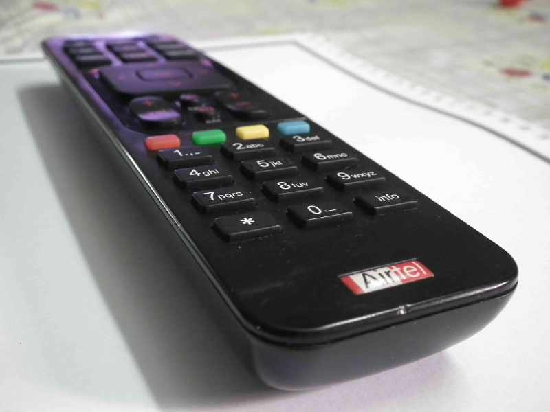 How to access Airtel Live TV on Web