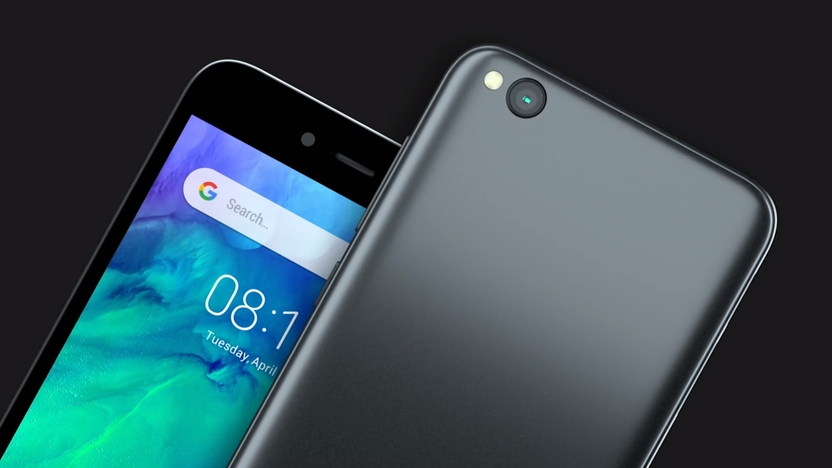 Redmi Launches Redmi Go 16GB variant at Rs 4799