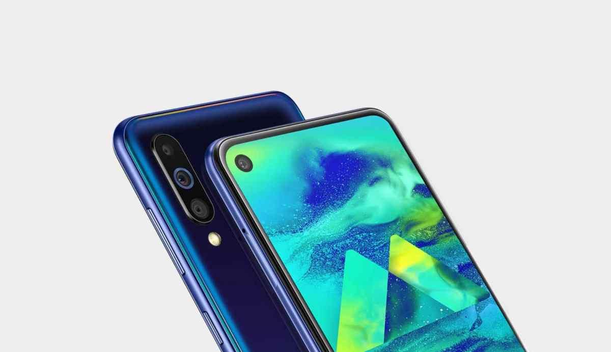 Samsung Galaxy M40 First Sale India