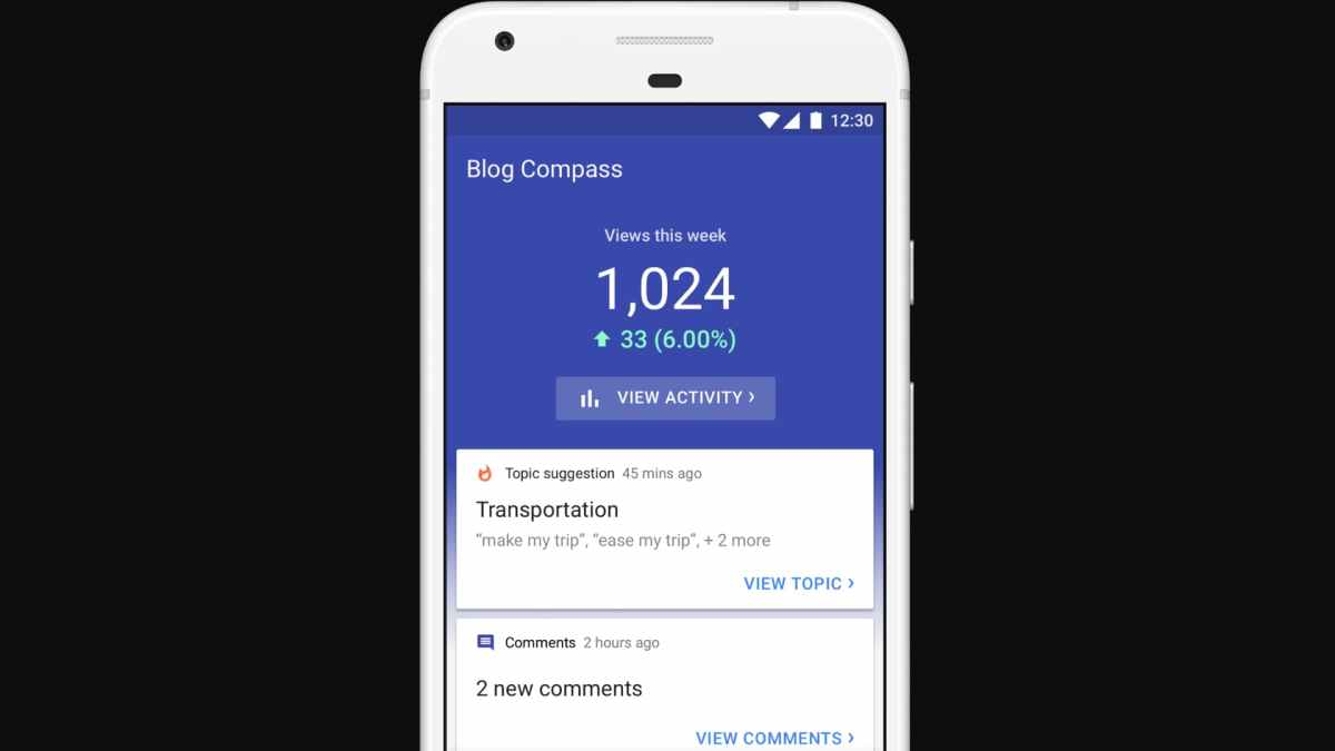 Google Shuts Down Blog Compass