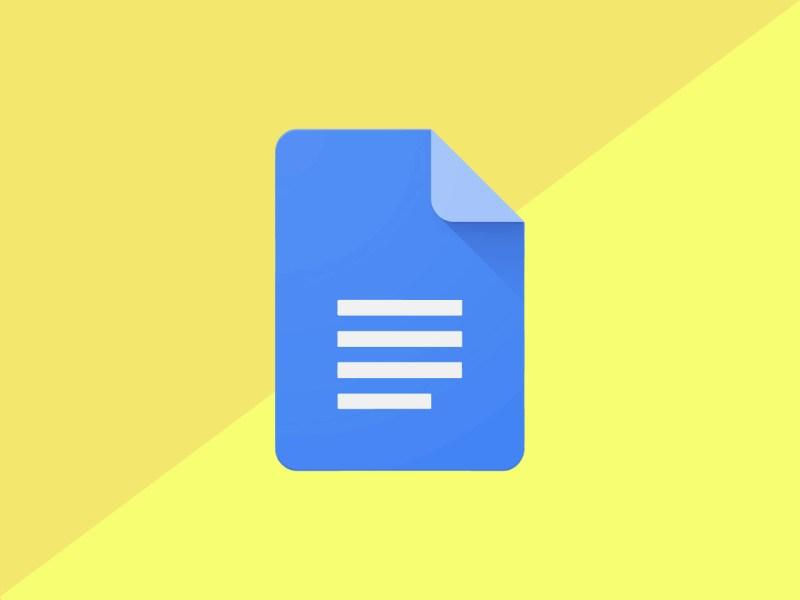 Google Docs Adds Live Edits
