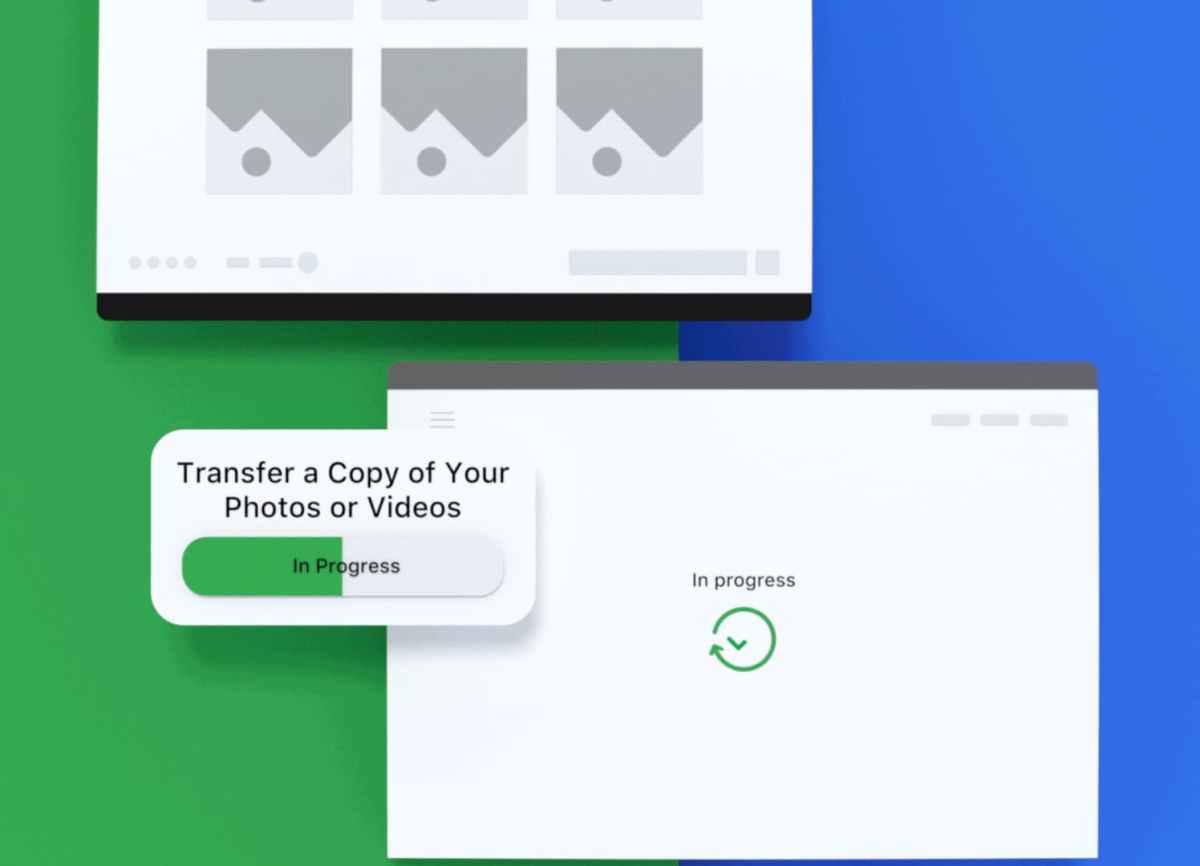 Facebook Photo Transfer Tool