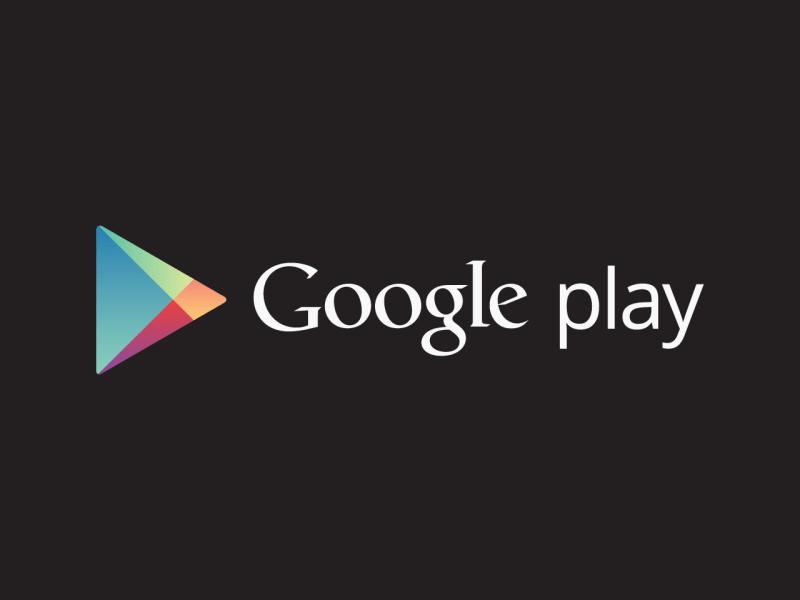 Google Play Dark Mode