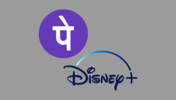 Now Recharge for Disney Plus Hotstar via PhonePe