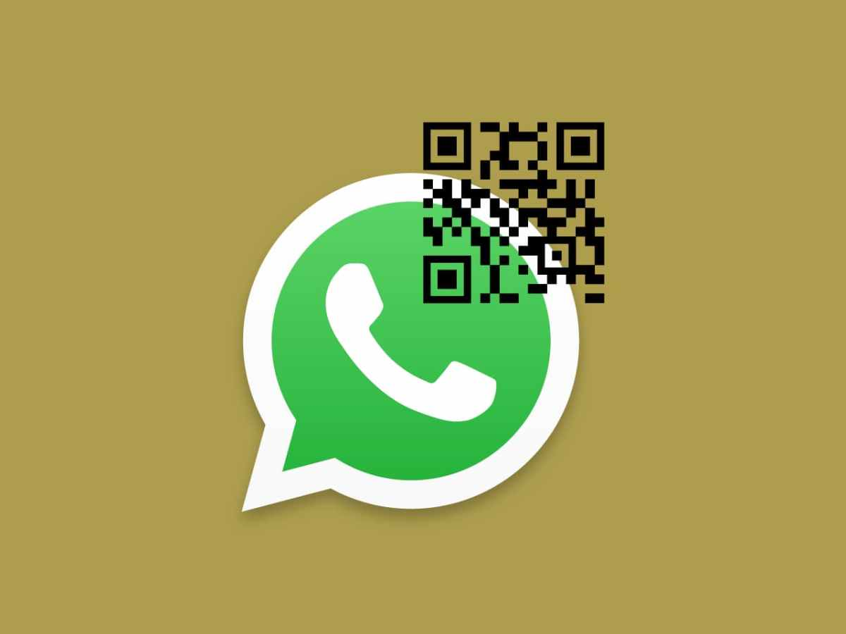 How to add Whatsapp contact using QR Code