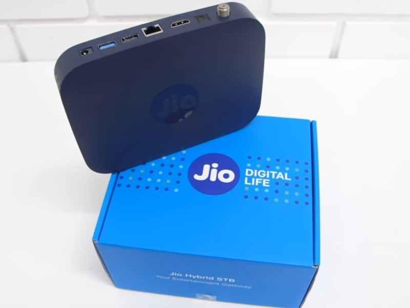 Den Networks Providing New Customers Jio Set Top Box