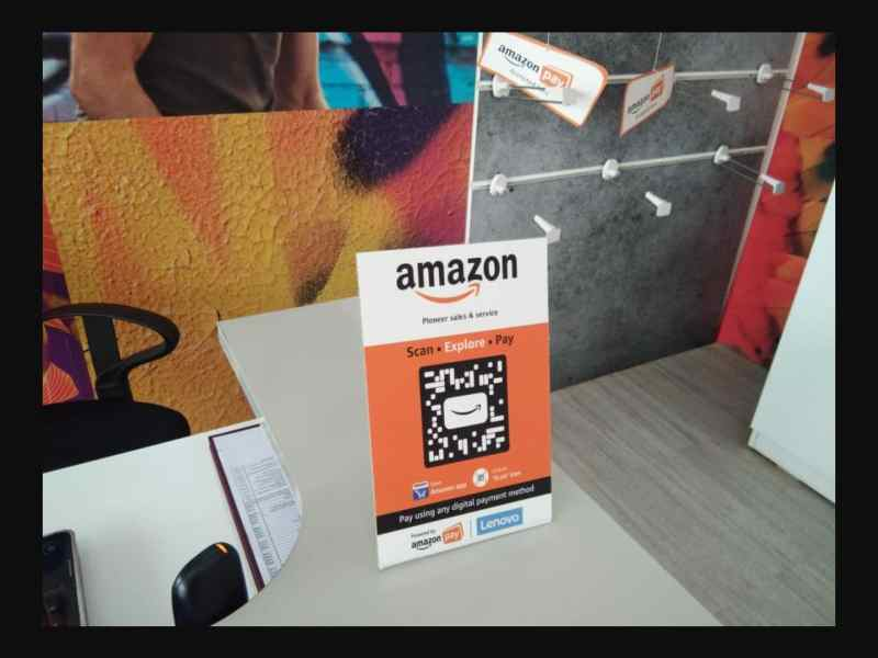 amazon pay smart stores
