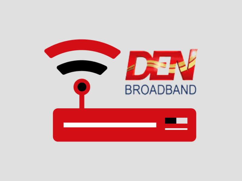 Recharge Den Broadband Online