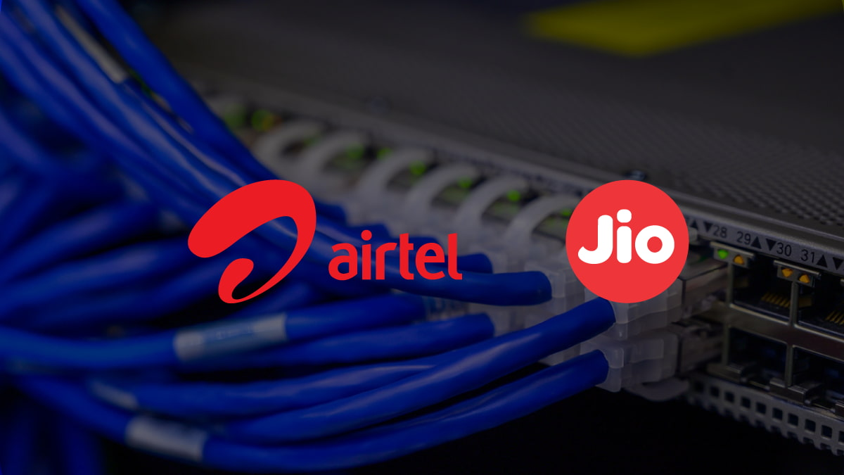 Airtel and Jio Plans to rollout FTTH in 1000 cities in the First Phase