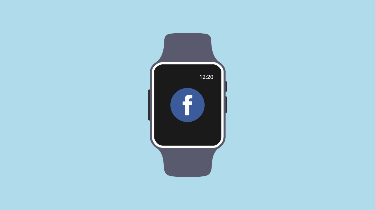 Facebook Smartwatch