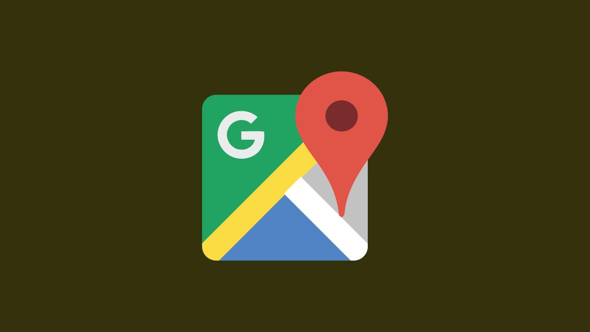 google maps android dark mode