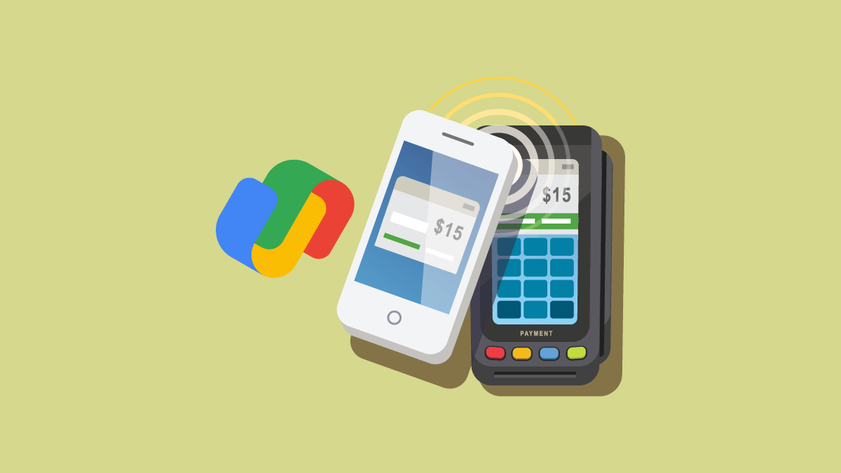 NFC Payments Google Pay