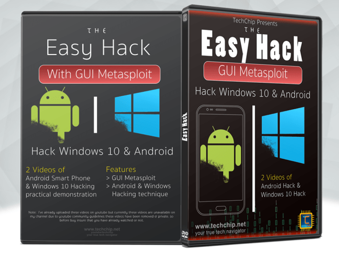 Easy Hacking Windows and Android Device with GUI Exploit