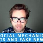 The social mechanics of bots and fake news