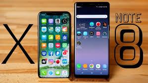 Samsung out run apple