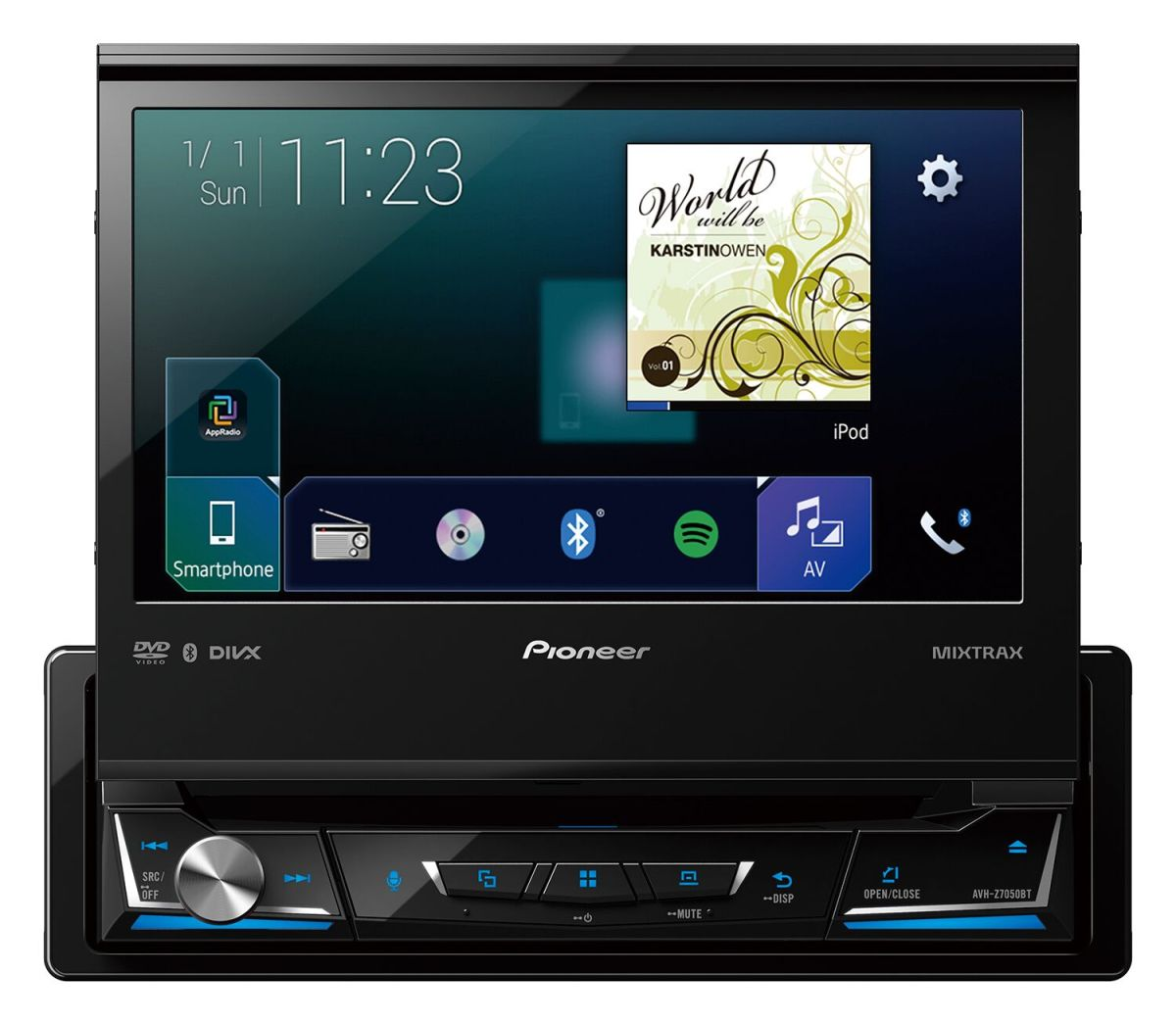Pioneer announces new multimedia receivers with Apple CarPlay and Android Auto support