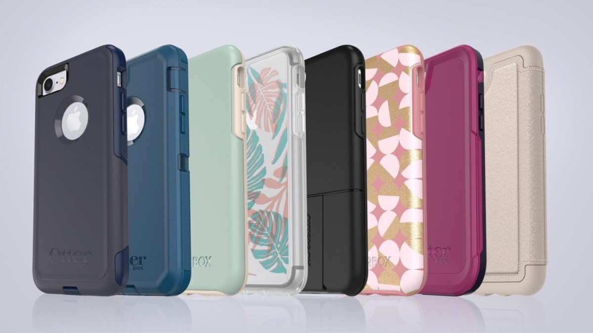 OtterBox launches full case lineup for iPhone 8, iPhone 8 Plus, iPhone X